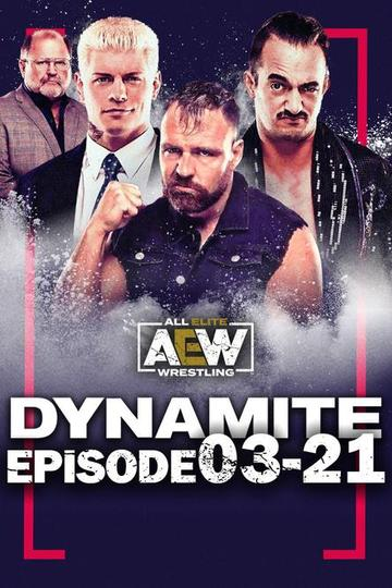 Overall, good episode of @AEW #AEWDynamite. Some good developments for #BeachBreak including that 6-Man Tag.   Best Moment/Match: Chris Jericho and MJF vs. Santana and Ortiz vs. Jake Hager and Sammy Guevara   #AEWDynamite  #AEW  #SammyGuevara