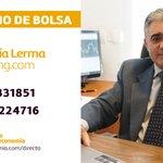 Image for the Tweet beginning: #EnDirectoConsultorio de #Bolsa con