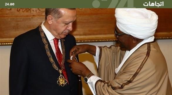 بعد خسارة #البشير.. #أردوغان يبحث عن موطئ قدم جديد في #السودان #تقارير24