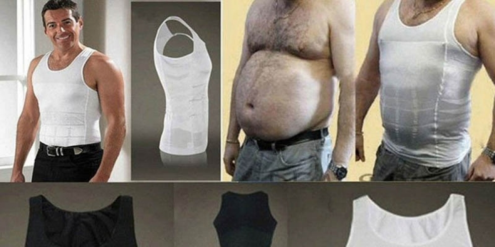 #BESTSeller #tagsforlikes Men Slimming Body Shaper Tummy Shaper