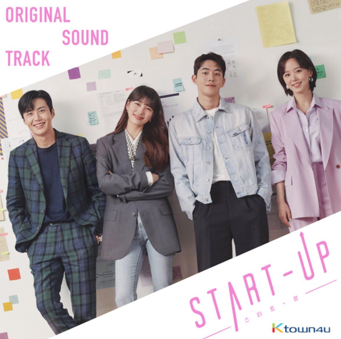 (Pre Order) OST.Start Up ✨  💜890฿  (มัดจำ 500/บั้ม) 🚗ค่าส่ง Flash 90฿ ต่อไป +20 ✅รวมภาษี ✅มีของแถม  👑สนใจเดมมานะคะ ❗️ ❌ปิดรับ 26.01❌ #Startup #ตลาดนัดรวมด้อม