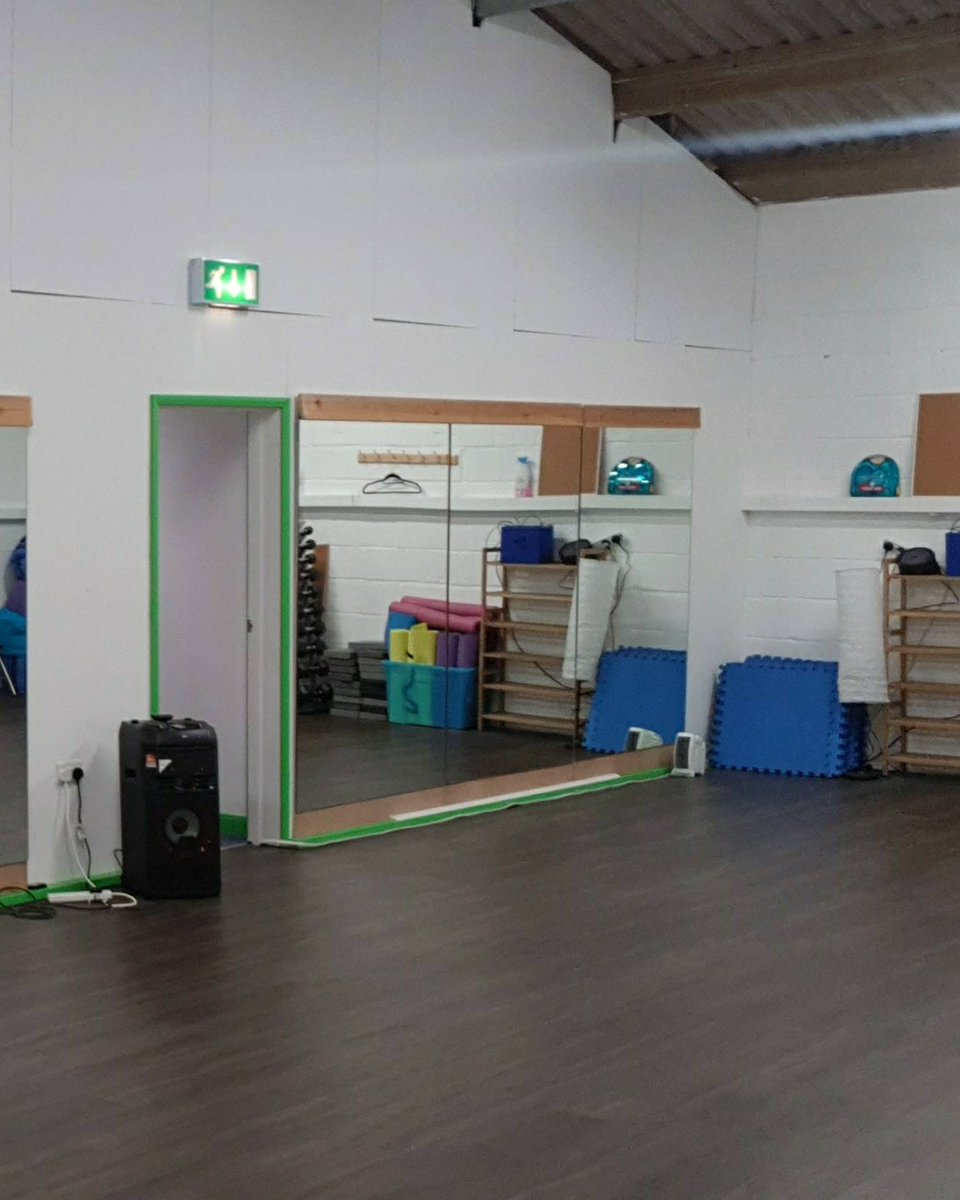 Another amazing picture of our space which you may be allowed to rent out after lockdown for a wide range of possibilities from classes to parties just email cj@totalsportstherapy.co.uk for more information  #space #parties #lockdown #tst #staysafe #classes