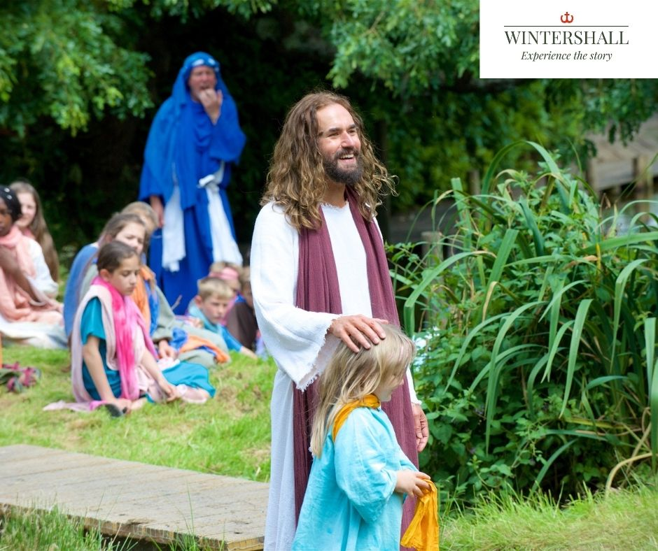 ☀ Let's look ahead to warmer & sunnier times ☀   This June, you are invited to join us at Wintershall for the Life of #Christ performance. Bring a picnic & sit in the sun to watch the story of #Jesus in an open-air epic production.   🎟️ Book tickets: