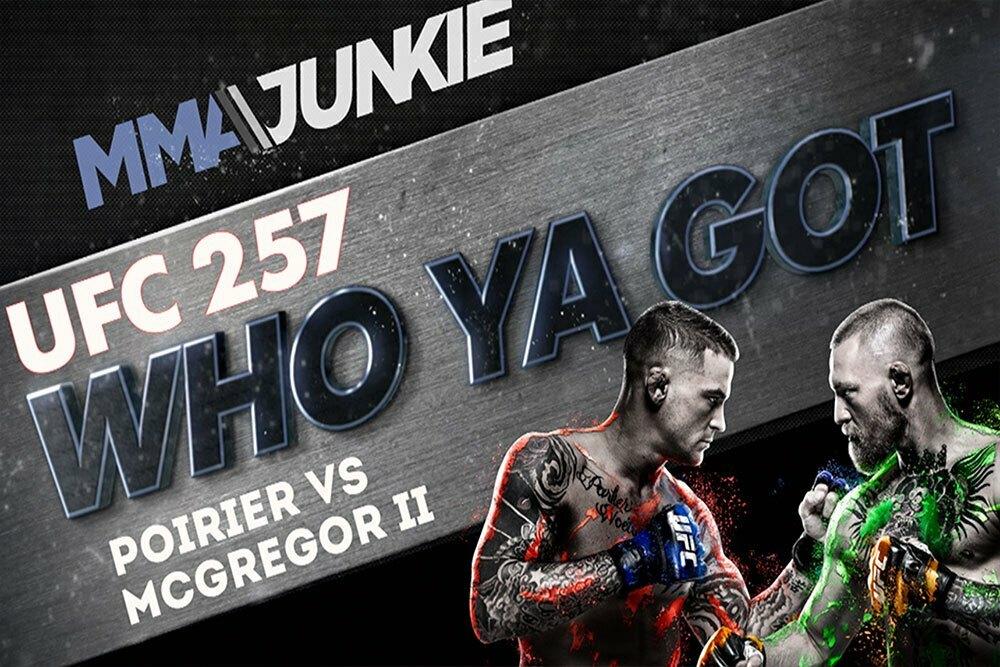 Who ya got?! Fighters predict McGregor vs. Poirier 2 at UFC 257   #UFCvegas14 #UFC255 #UFCFightnight #MMA #UFC https://t.co/OA9bULwvOY