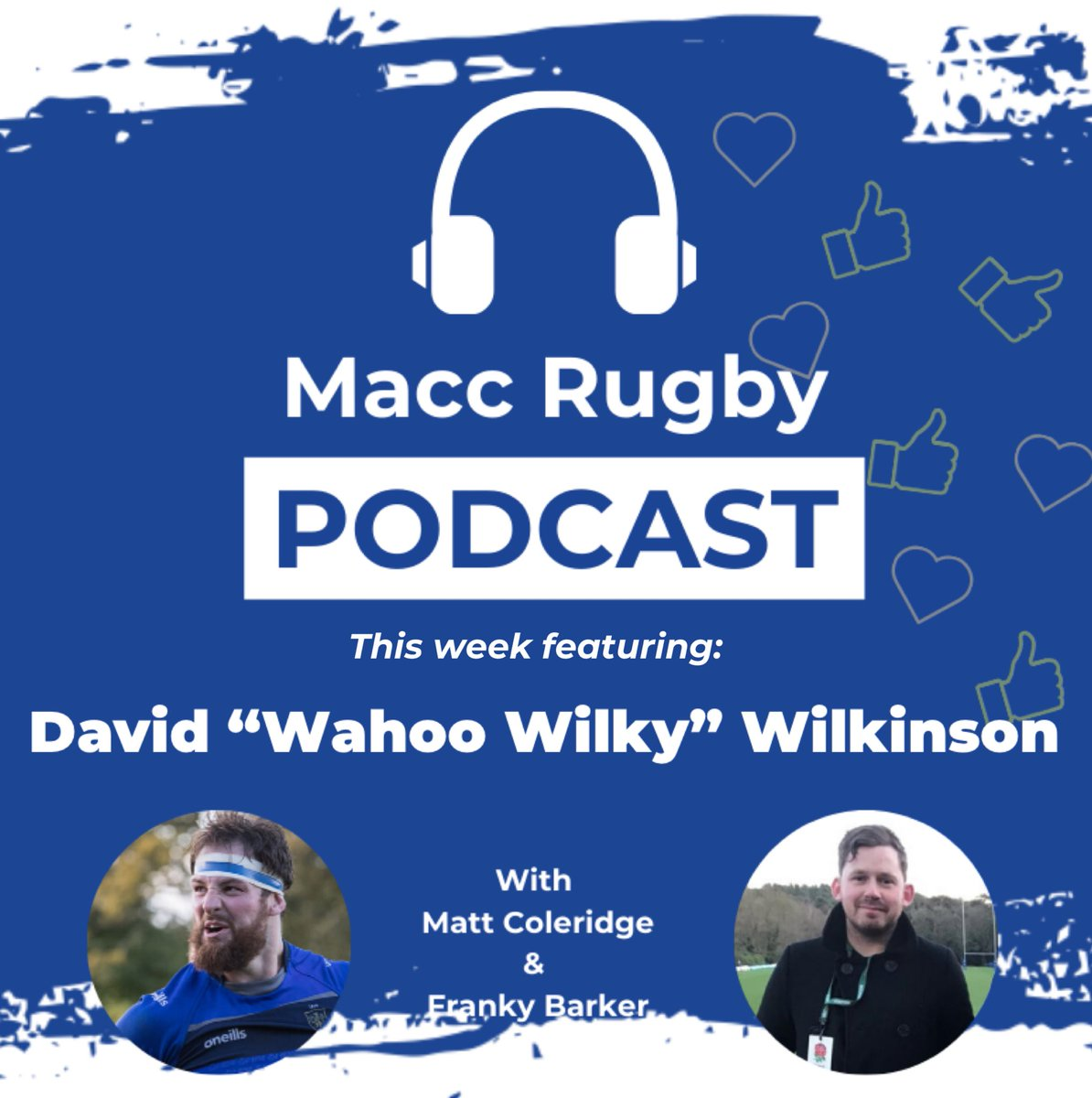 test Twitter Media - We're  Back!  After a Christmas Break we return with a series of new pods starting with Match Day Announcer and Club Stalwart David 'Wahoo Wilky' Wilkinson!!! Listen wherever you get your Pods!!! https://t.co/Pjbpcw10o7