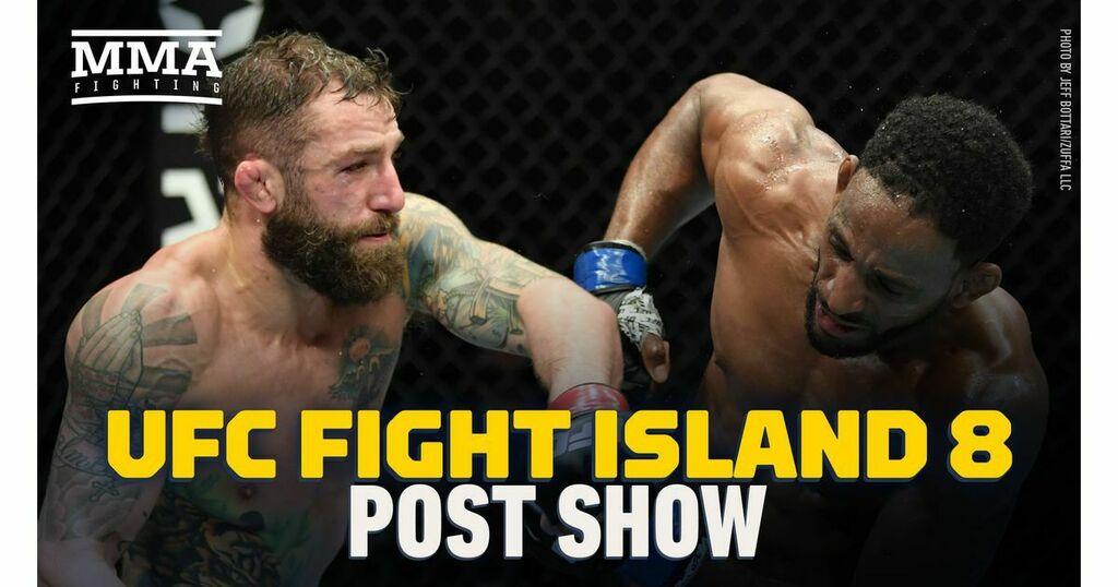 Video: UFC Fight Island 8 post-fight show   #UFCvegas14 #UFC255 #UFCFightnight #MMA #UFC https://t.co/Jxlja2fRtt