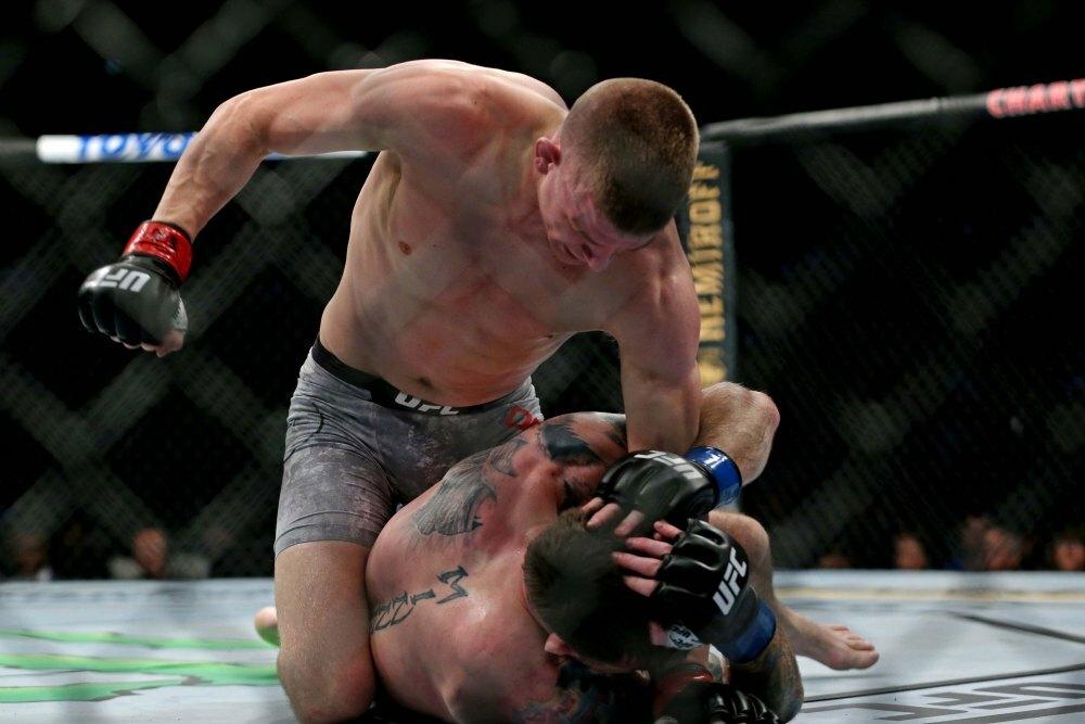 Leonardo Santos vs. Grant Dawson targeted for UFC Fight Night on March 20   #UFCvegas14 #UFC255 #UFCFightnight #MMA #UFC https://t.co/CMD3WNcxTc