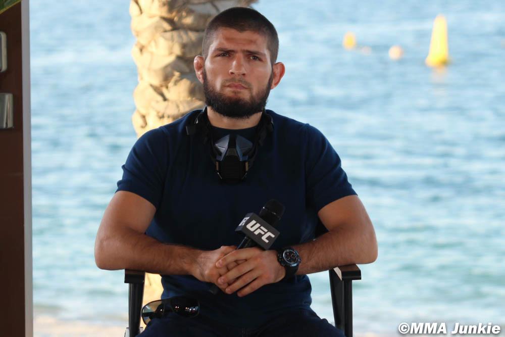After Dana White meeting, Khabib Nurmagemodeov says UFC fights 'not a part of my plans'   #UFCvegas14 #UFC255 #UFCFightnight #MMA #UFC https://t.co/9jBBP2Wvfs