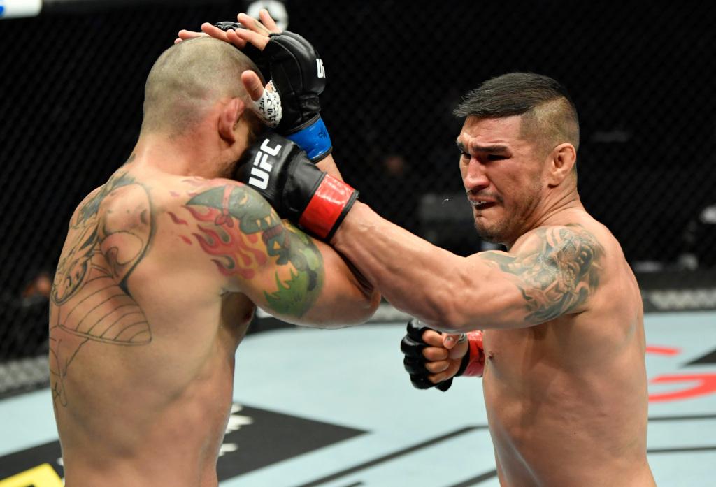UFC on ESPN 20 bonuses: Ike Villanueva skipped after huge knockout win   #UFCvegas14 #UFC255 #UFCFightnight #MMA #UFC https://t.co/nPLNlkADTQ