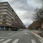 Image for the Tweet beginning: ☁️¡Buenos días!☁️📍Hoy en Vitoria-Gasteiz:Min: 6°