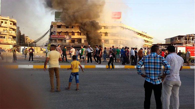 هل رجعت #إيران بتجنيد داعش، لتقويض امن العراق، لتمكينها من إعادة ترتيب اوراقها في العراق؟