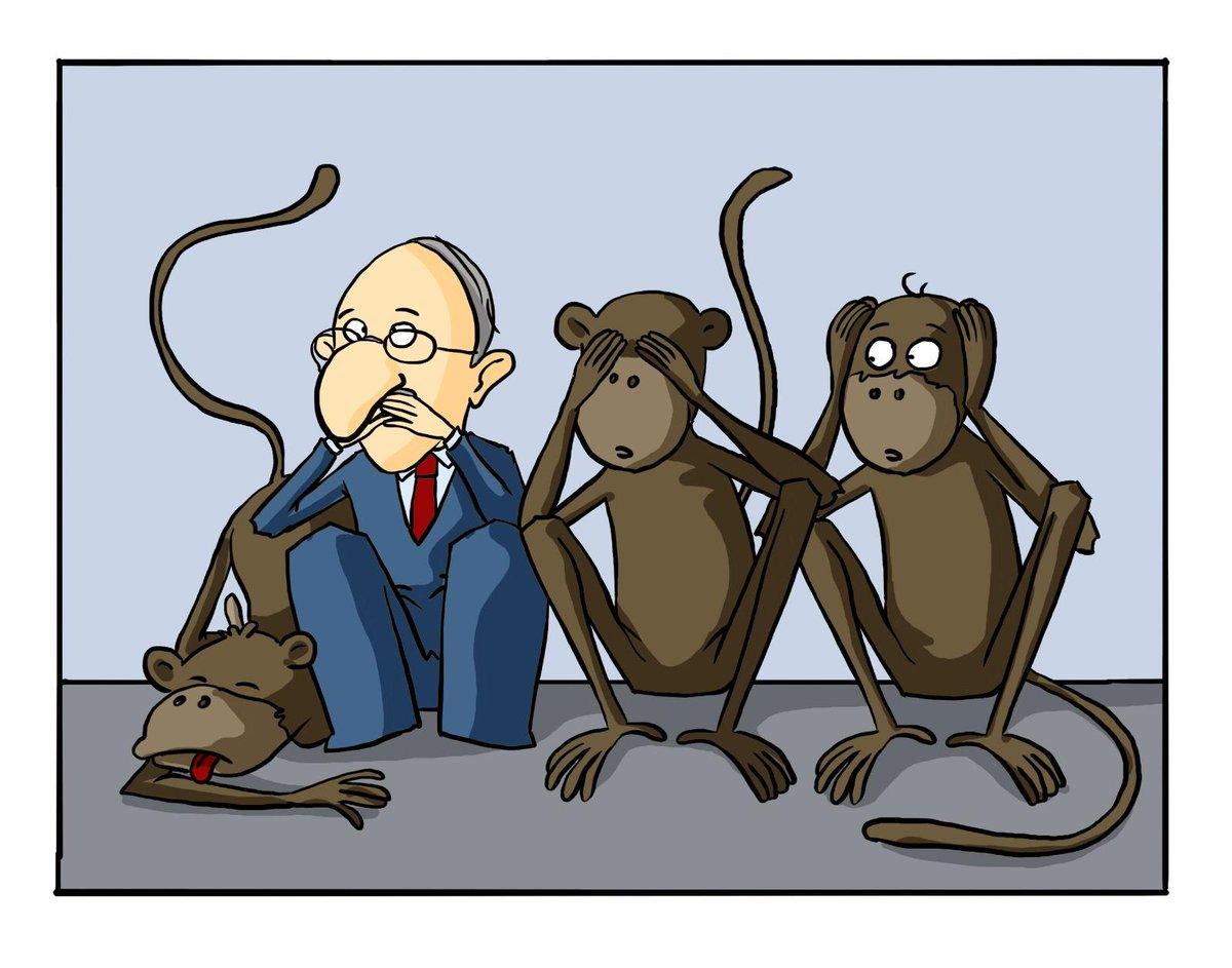 CHP Genel Başkanı ve CHP'li yöneticilerin, CHP'deki taciz olayları ile ilgili üç maymunu oynamaya devam ettiği görüleli çok olmadı...  Nereye kadar susacak sınız?  #SessizKalmayın