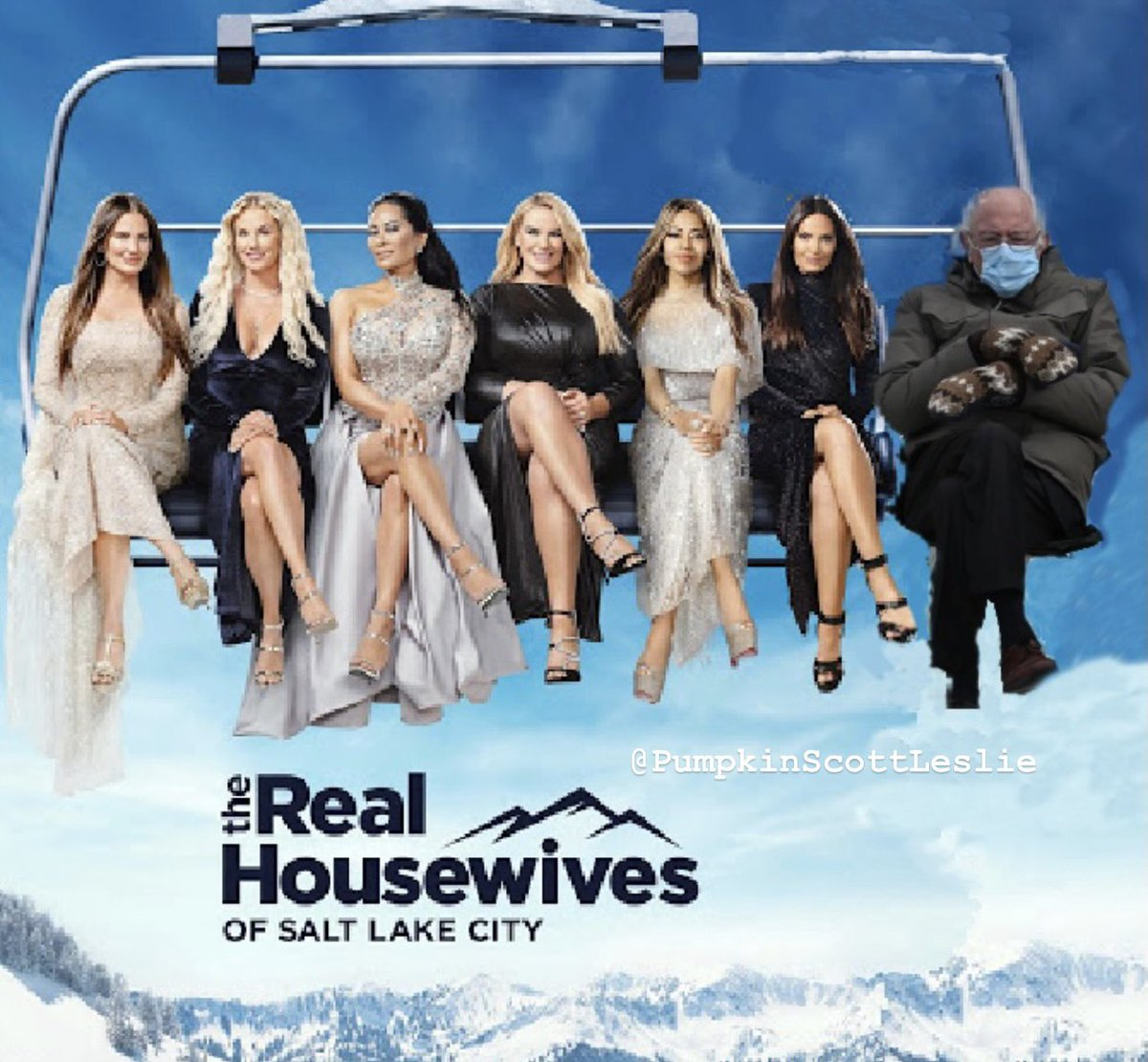 New Addition to Real Housewives of Salt Lake City...  #RHOSLC #BravoTV