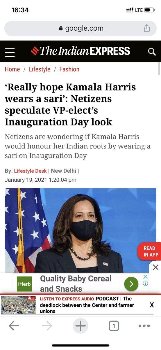 Godi Media was discussing whether Kamala Harris would wear Sari for her inauguration to stress her Indian Roots. Then she wore Dress and took oath on bible!  Need more evidence of their 'journalism'? #Inauguration2021 #CelebratingAmerica #GodiMedia #KamalaHarris
