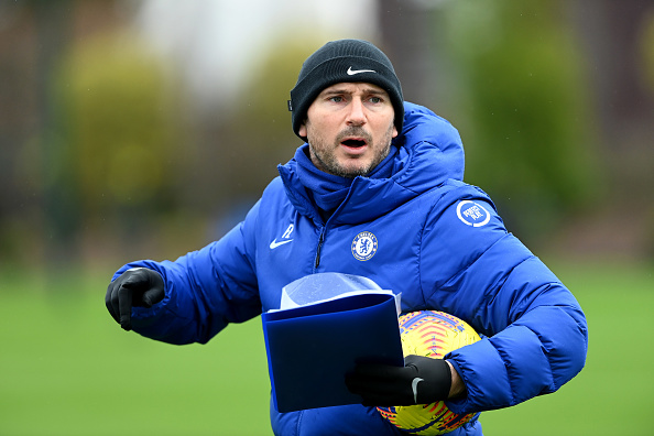 Frank Lampard holds onto Chelsea job as chiefs identify biggest positives under boss   #CFC