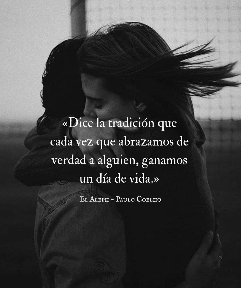Que aviat puguem abraçar-nos ❤️ Feliç #DiaInternacionalDelAbraçada #DiaMundialDelAbraçada  Que pronto podamos abrazarnos❤️ Feliz #DiaInternacionaldelAbrazo #DiaMundialdelAbrazo  #Abrazo #Abraçada #PauloCoelho