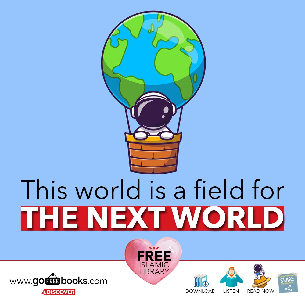 This world is a field for the next world. (Endless Bliss / First Fascicle : Page 66)   #world #field #next #world #gofreebooks #freebook #book #books #free #pdf #read #Reading