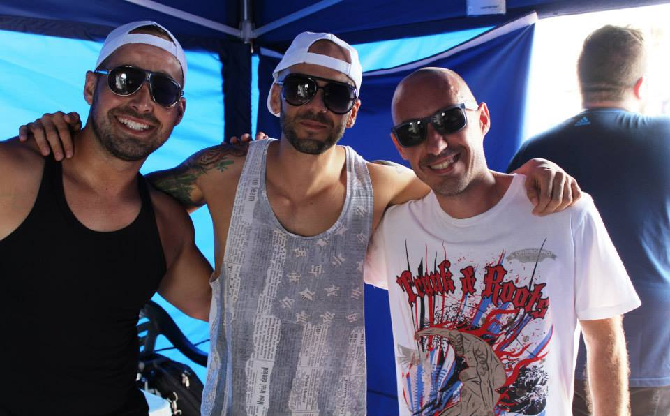 #⃣TBT#⃣  Junto con @RAYCASTELLANO   Together Ray Castellano  #tbt #TBThursday   #edm #EDMFamily #RaveParty #Rave #electronicmusic #ElectroHouse #festival #BuenosDías #DiaInternacionaldelAbrazo #FelizJueves #SushantDay