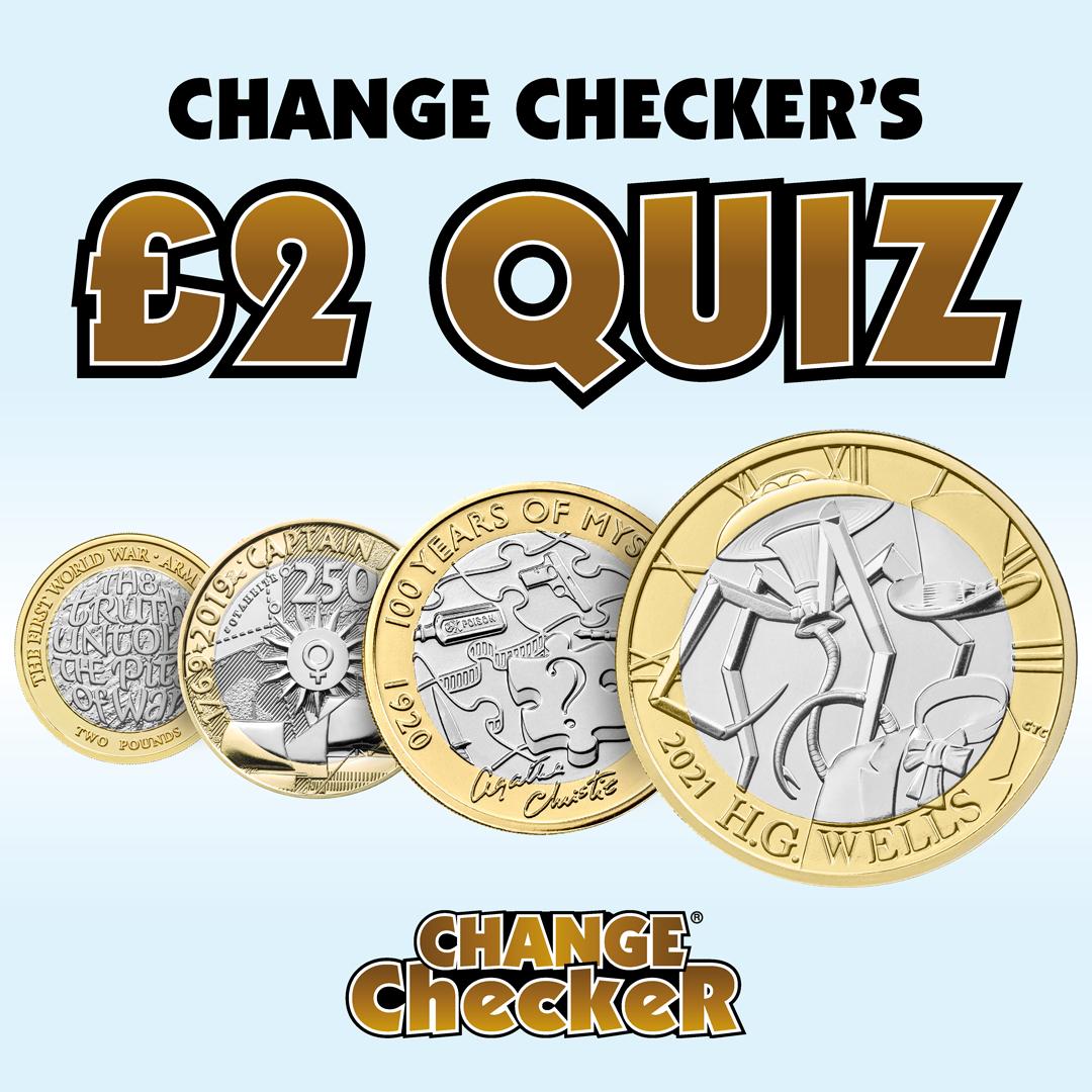 Coin checker £2