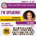 Image for the Tweet beginning: The Non-Obvious Beyond Diversity Summit Kicking