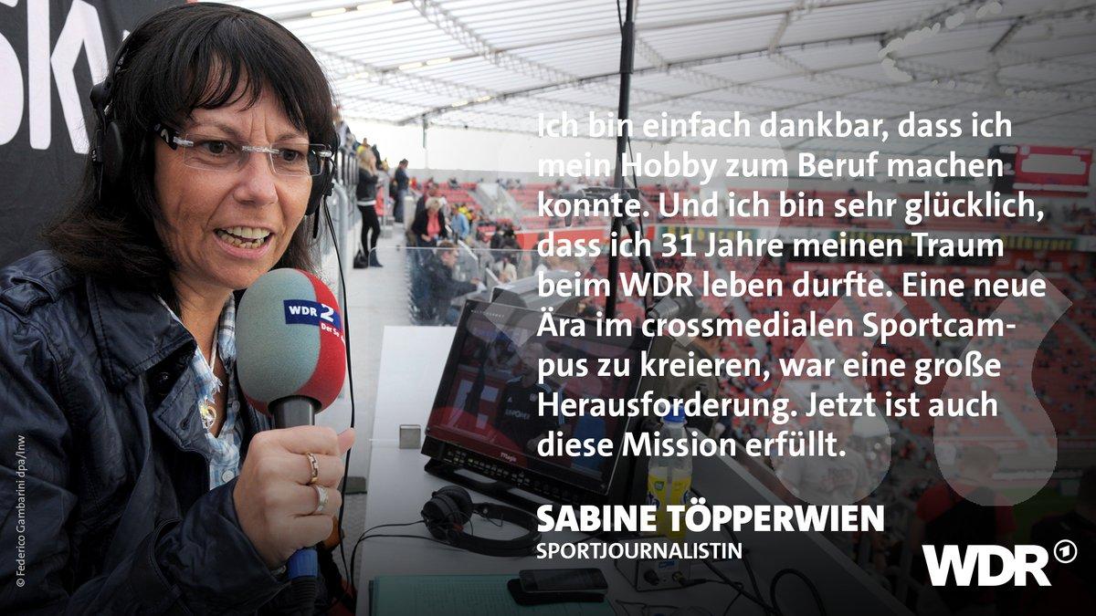 @WDR's photo on Sabine