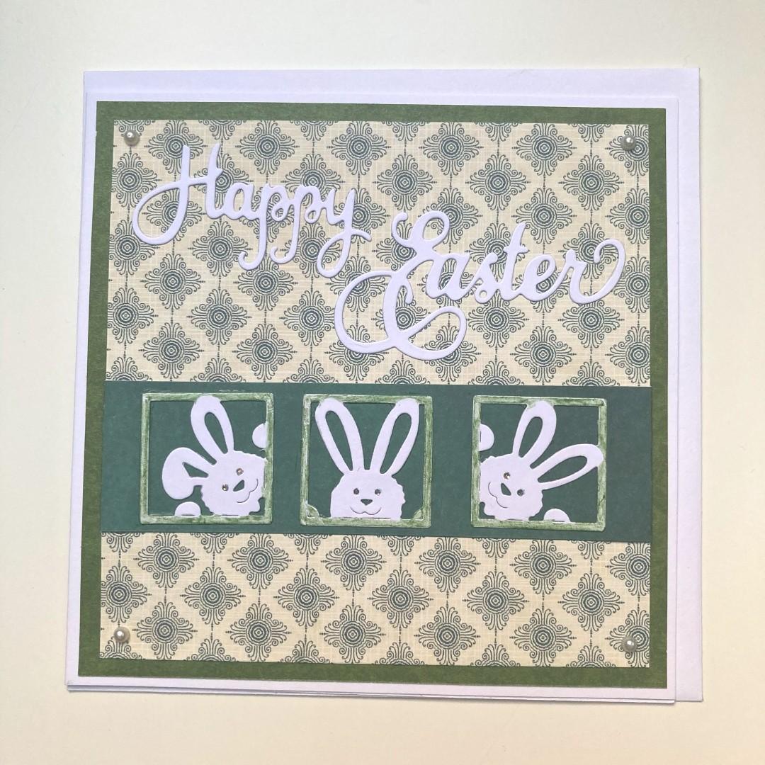 Happy Easter!   #byKarinBuchNielsen #happyeaster #eastercard #easter #easter2021 #thinkingofyou @Etsy #GreetingCard #CustomMade #MadeInDenmark #freeshipping #MakeItMeaningful #Etsy #thinkingofyou #danishdesign #heartfeltcard #lovefromafar #togetherapart