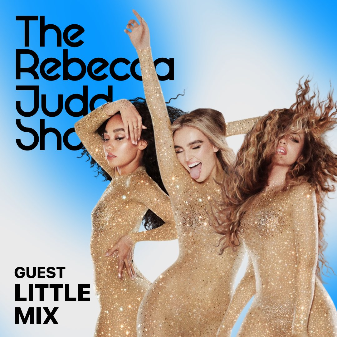 Tune in to @AppleMusic 1 from 10am this morning as we co-host with the one and only @rebecca_judd!! 🎉 Start your morning listening to all our favourite throwbacks and more ❤️