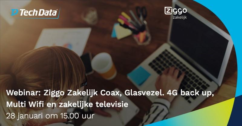 Ook interesse om Ziggo Zakelijk (glasvezel…