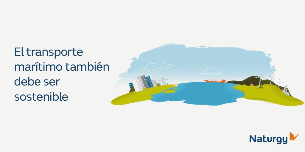No sólo nos centramos en hacer más 'ecofriendly' el transporte terrestre, hacemos lo mismo con el marítimo. ¡Surcar por los mares también debe ser #sostenible! https://t.co/qidc7G6sK2 https://t.co/RrKuugYAJu