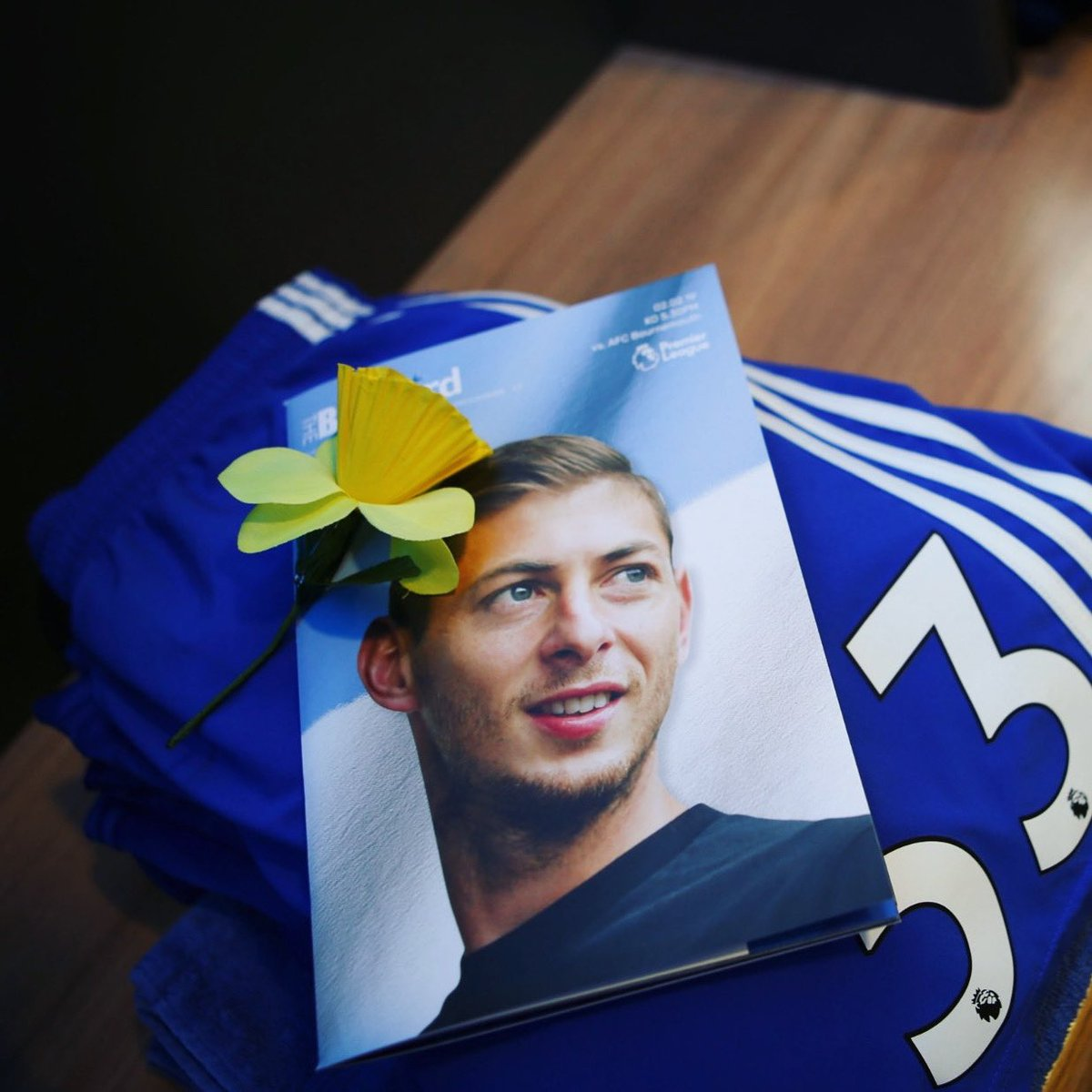 Once a Bluebird... 💙 2 years. RIP Emi @EmilianoSala1