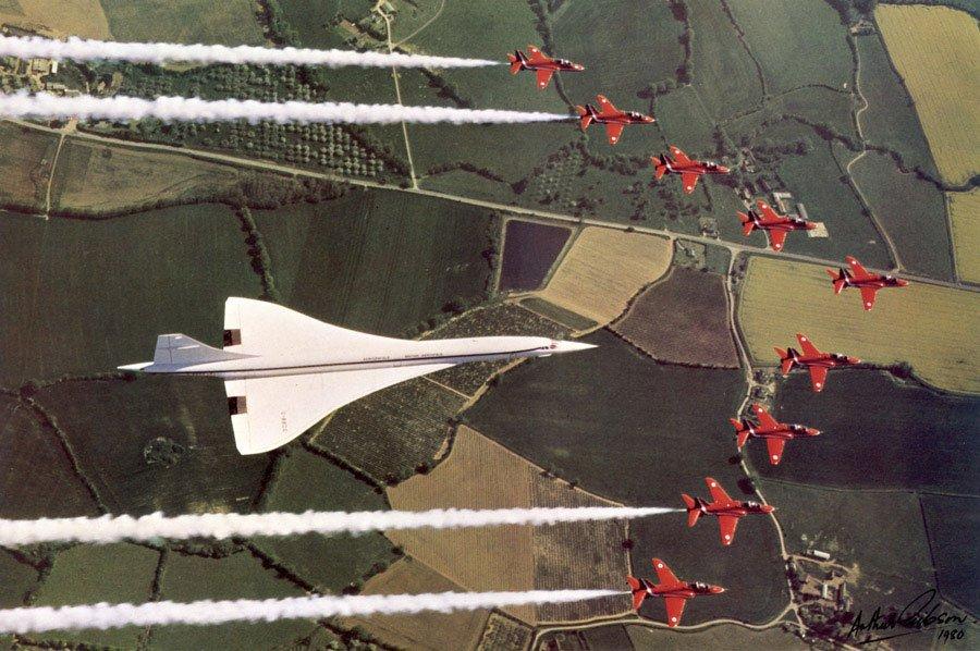 @GREATBritain's photo on Concorde