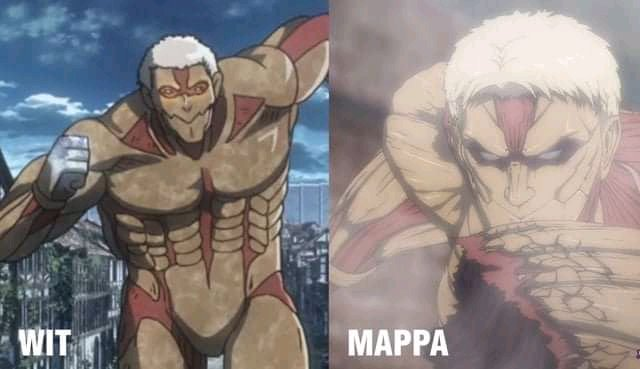 Say shit about MAPPA,I dare you #ThankYouMappa  #AttackonTitanFinalSeason  #DevilsOfParadis