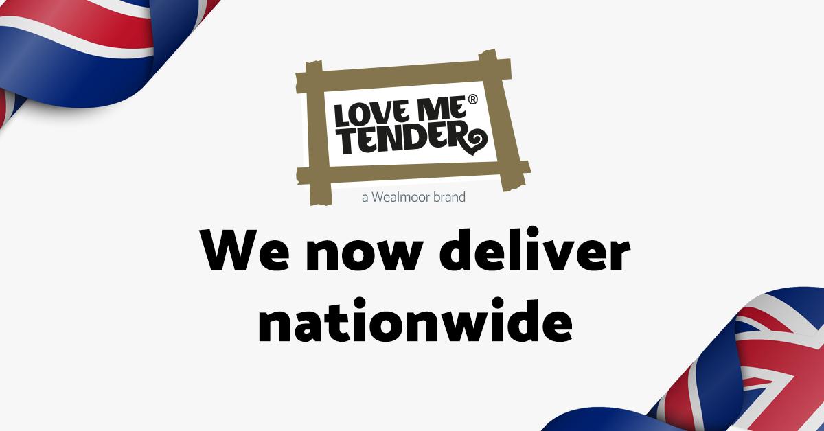 Me tender love