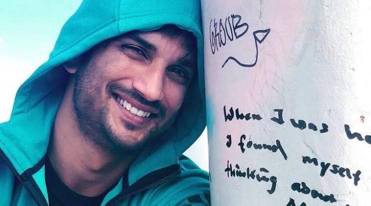 You'll be live in our ♥️s forever handsome #ShushantSinghRajput #HappyBirthdaySushantSinghRajput  from all #AjayDevgn fans 🎂