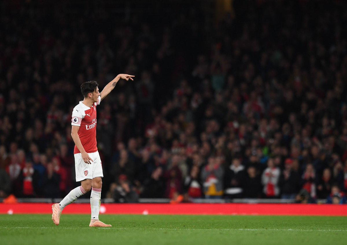 Mesut Özil has provided an assist against 113 different nations and clubs throughout his career.  The most by any player in the history of football.