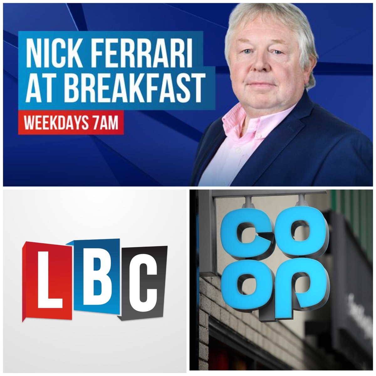 Glad of chance to talk to @NickFerrariLBC @LBC about violence & abuse towards #shopworkers in #COVID19 - they deserve our thanks not abuse so hope @10DowningStreet finds time for @AlexNorrisNN Bill which will provide protection for them as @DJohnsonMSP has now done in Scotland