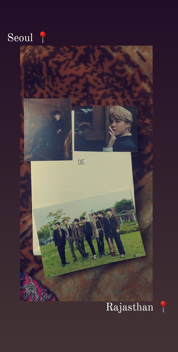 'BE' album is here after waiting for 2 long months it's finally here  Been an army for 3 years and am just loving it  Life goes on 💜 #BTSARMY #bighitofficial #LifeGoesOn #RM #JIN #SUGA #JHOPE #JIMIN #TAEHYUNG #JUNGKOOK @bts_bighit