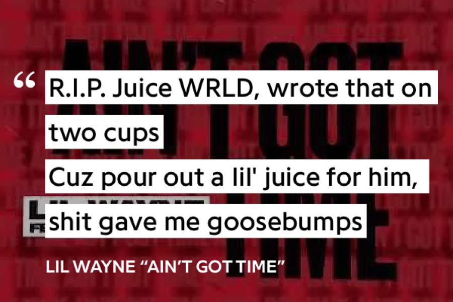 RIP Juice WRLD 🥤🙏