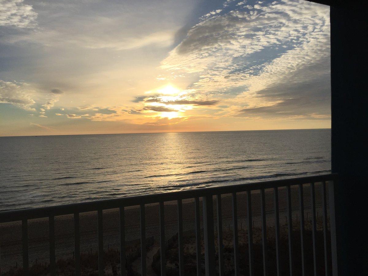 Good beautiful morning from Maryland's Eastern shore.  #SunriseCelebration