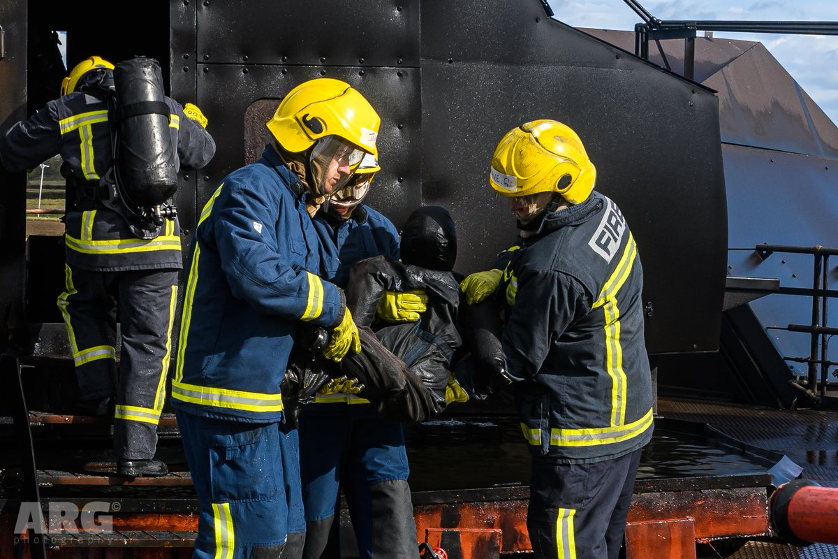 It's #NationalHuggingDay 🥰  And this is how we hug IFTC style during our casualty recovery exercises!  Full Details ➡️   Credit 📸: @Lopek