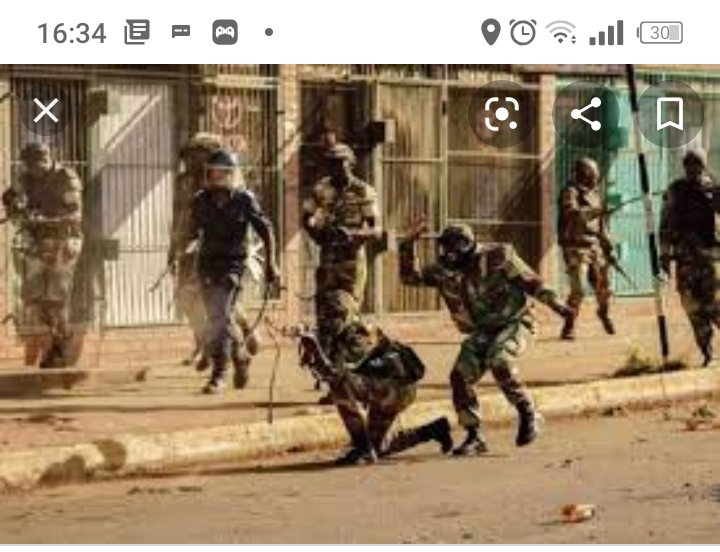 @AndyChocol8 @WaSebsz @vie_truth @KingJos76011765 We are and our progress is verified internationally to the corridors of UN. What about u since 1994. Honeymoon is over and act now! #cowards