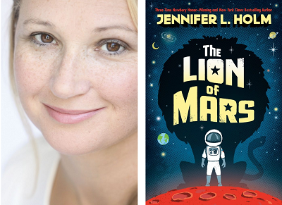 test Twitter Media - Welcome Jennifer L. Holm to our Virtual Book Tour! The author stops by to talk about her latest, middle-grade novel, The Lion of Mars. Visit our blog for an exclusive interview, activities and much more! https://t.co/0hLomun4Fm @penguinrandom @penguinkids https://t.co/f1yynb8nhs