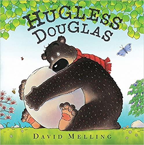 @Booktrust #HuglessDouglas 🐻🤗  #NationalHuggingDay #NationalHugDay