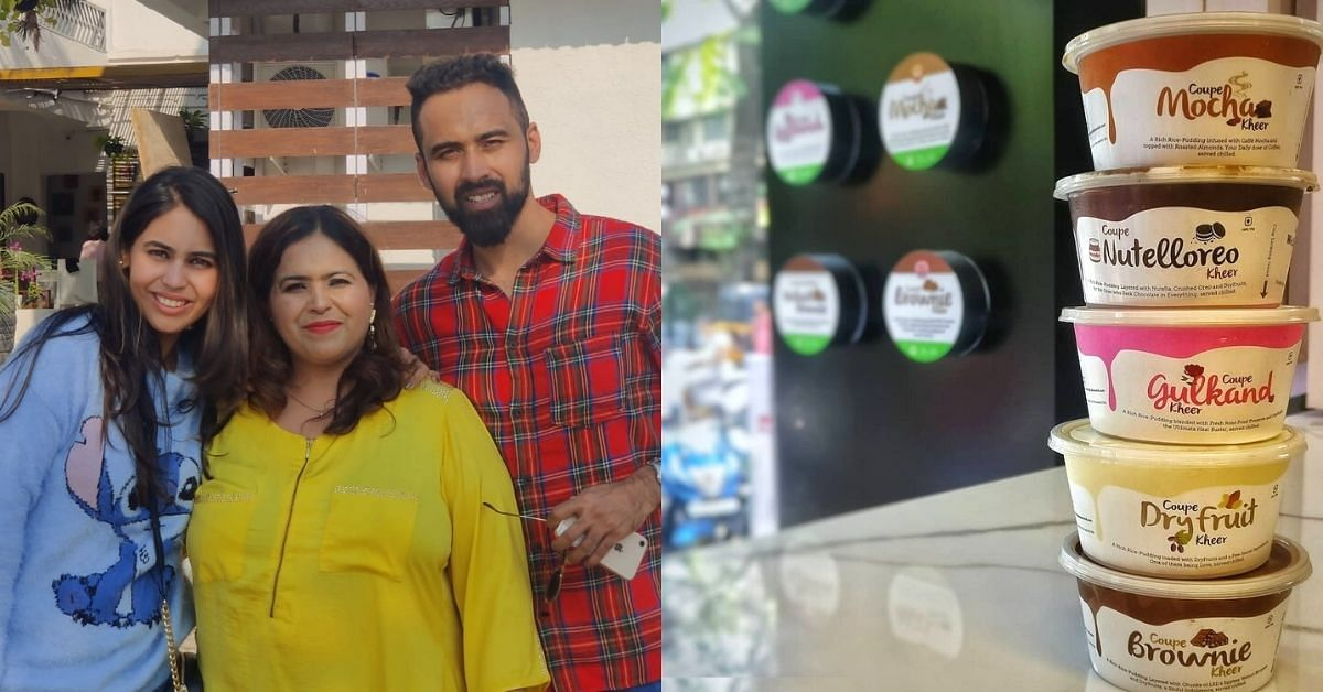 Pune Brother-Sister Duo Sell Their Mother's Innovative Kheer on a Cart, Earn Crores