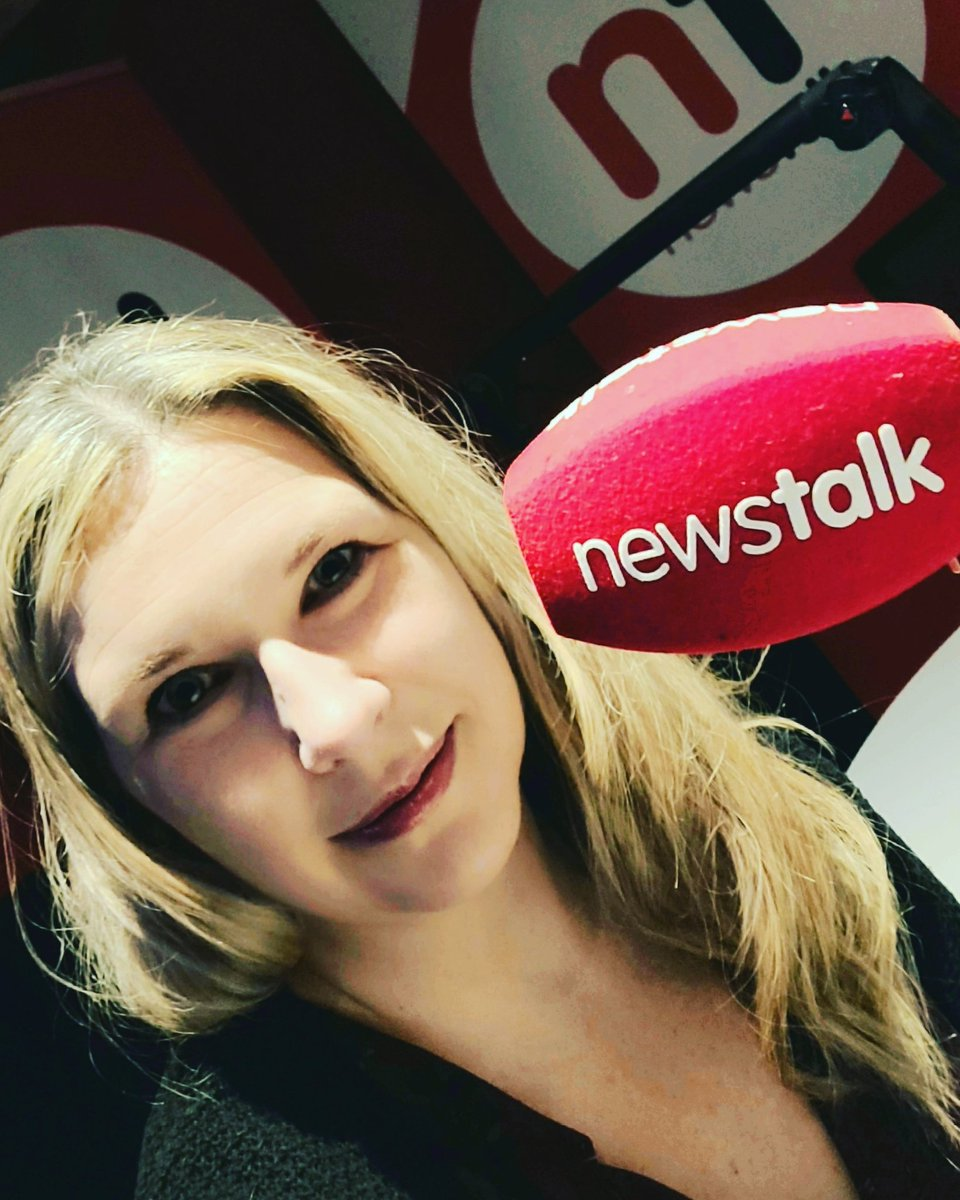 I was like a kid on Christmas morning waking up today to record our first episode of #DownToEarth on @NewstalkFM with my amazing producer @RousseauAl! Look out for it on the Newstalk app from Friday evening or #TurnTheDial to Newstalk FM Saturday at 8pm! 📻