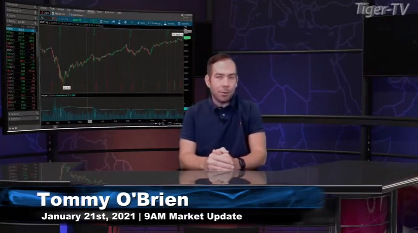 Tommy O'Brien hosts the 9AM Market News Update for Thursday on @TFNN and discussed $NQ $ES $BTC $GC $AAPL $GOOG and more! #Learntotrade #TFNN #StockMarketNews #Financialeducation #TradingView #StocksToWatch #ThursdayThoughts #RocketEquities