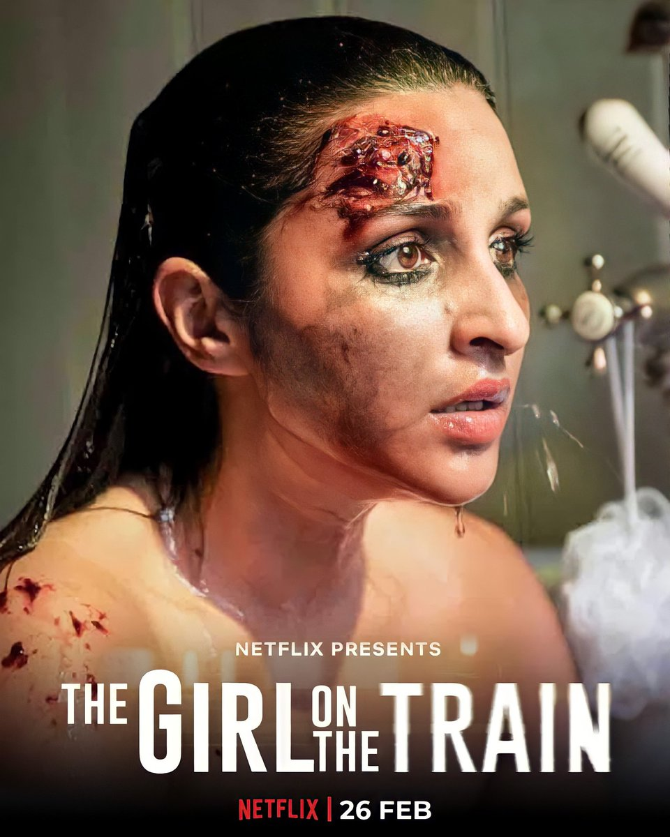The excitement is sky high as the ride begins soon! #TGOTT premieres 26th Feb, only on Netflix.  @ParineetiChopra @NetflixIndia #TheGirlOnTheTrain #ParineetiChopra