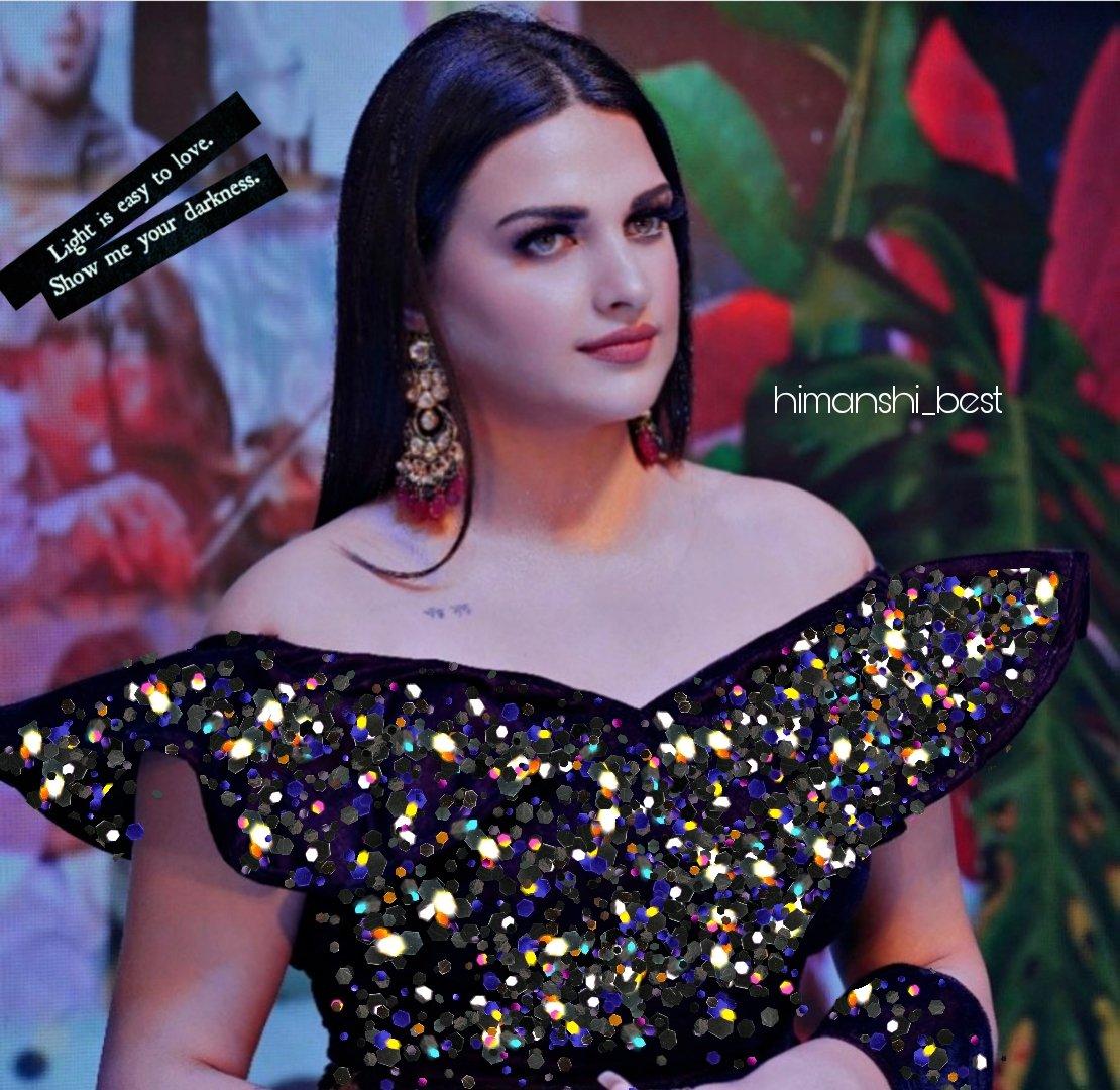 Mera dil jaan dhadkan sabkuch meri queen👸 @realhimanshi  I love u so so so much 💞💞💞💞💞💞💞💞 U r the most gorgeous Queen👸👑 #himanshusharma  #Himanshians