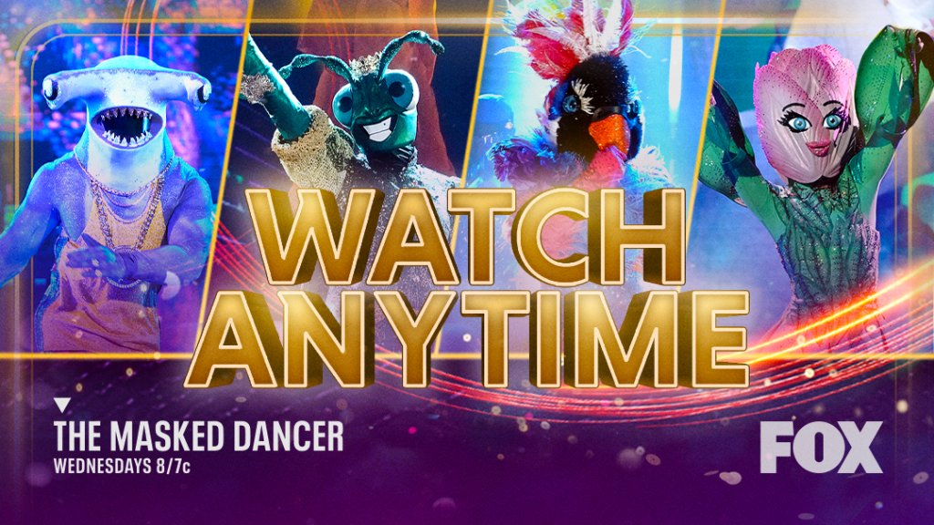 Group A really blew us away! 🕺✨  Watch the latest episode of #TheMaskedDancer anytime: