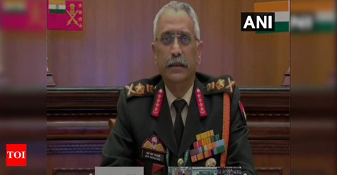 India to face higher security challenges in line with rising stature, influence: Army Chief